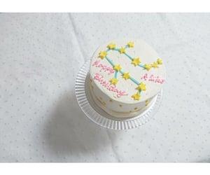 birthday cake, cake, and white image