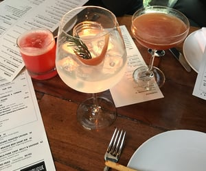 drink, food, and cocktail image