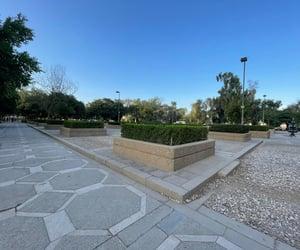 baghdad, garden, and hospital image