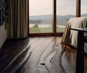 floor, home, and wood image