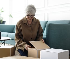 movers, moving company, and senior moving image