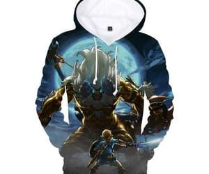 hoodie and Legend of Zelda image