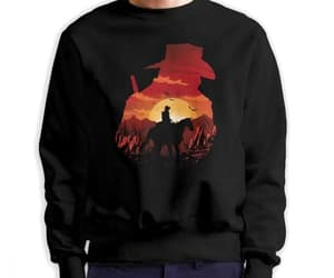 hoodie and red dead redemption image