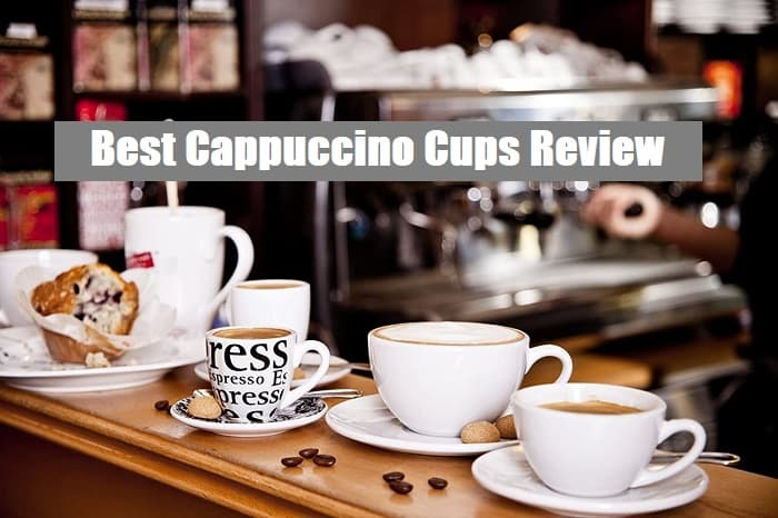 article and cappuccino cup image
