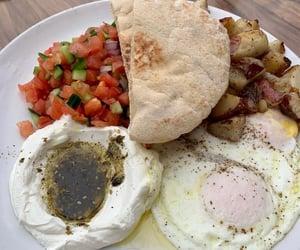 food and Israeli image