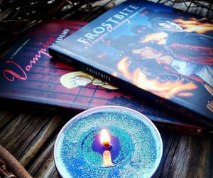book, frostbite, and books image