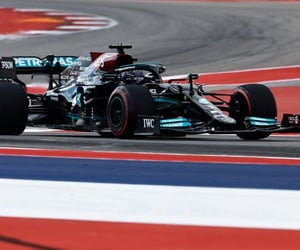 Austin, driver, and mercedes image