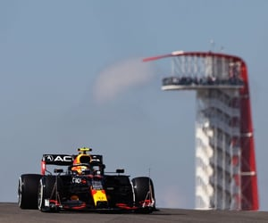 Austin, driver, and f1 image