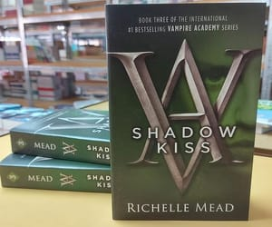 book, books, and richelle mead image
