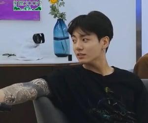 bts, jungkook, and Tattoos image