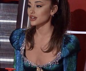 Ariana Grande X The Voice