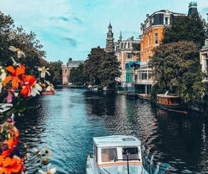 amsterdam, netherlands, and citytrip image