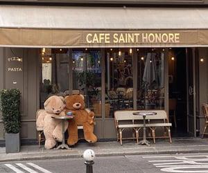 aesthetics, autumn, and cafe image
