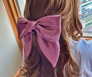 etsy, hairbow, and hair bow for women image