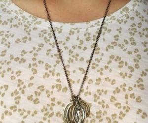 Catholic, catholicism, and necklace image