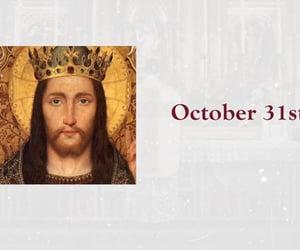 Catholic, catholicism, and oktober image
