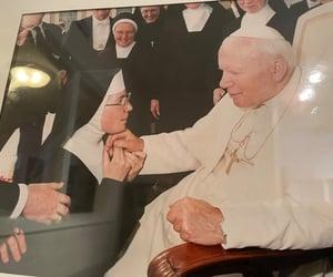 Catholic, catholicism, and john paul image
