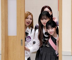 giselle, minjeong, and winter image
