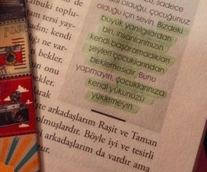 book, sözler, and child image