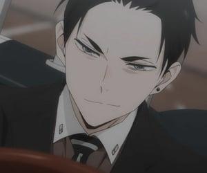 aesthetic, anime, and kato haru image
