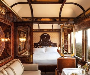 luxurious, luxury, and orient express image