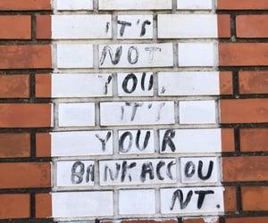 aesthetic, bricks, and graffiti image