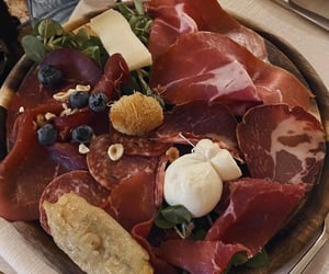 food, italy, and restaurant image