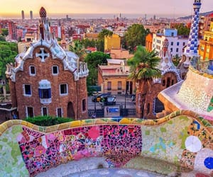 Barcelona, architecture, and city image