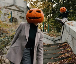 automn, automne, and Halloween image