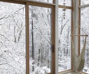 winter, aesthetics, and minimalism image