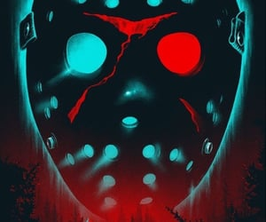 3d, friday the 13th, and poster image