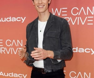 Shawn at the we can survive red carpet