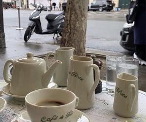 autumn, cafe, and cafe de flore image