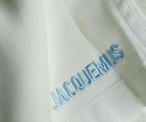 fashion, white shirt, and jacquemus image