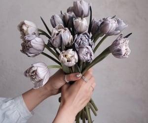 bouquet, floral, and romantic image