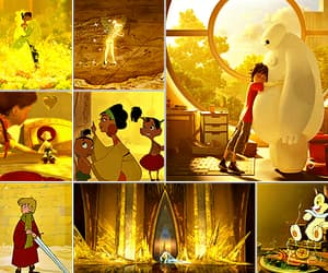 colours, disney, and movies image