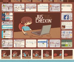 facebook, illustration, and tumblr image
