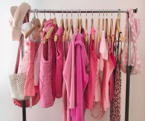 90s, pink clothes, and pink room image