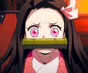 anime, anime girl, and kimetsu no yaiba image