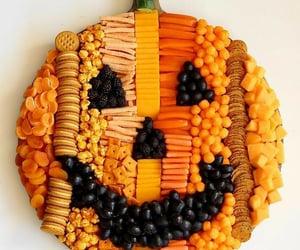 blackberries, popcorn, and cheese image