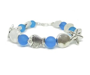 starfish bracelet, gifts for teen girls, and stocking stuffer gifts image