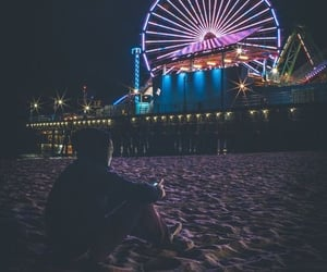 aesthetic, beach, and friends image