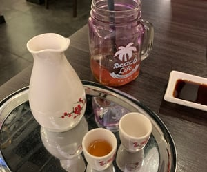 culture, drinks, and sake image