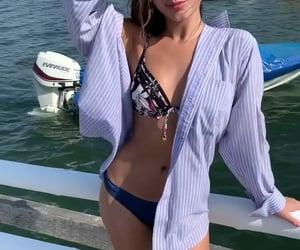 bikini and isabela moner image