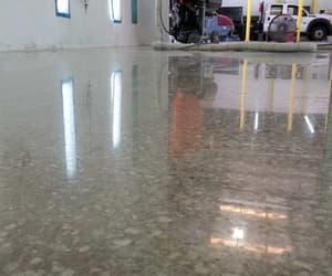 concrete polishing image