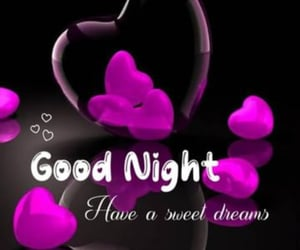 night, sweet dreams, and lovely night image