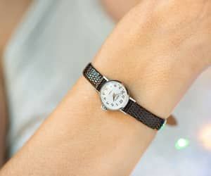 etsy, silver women watch, and jewelry silver image