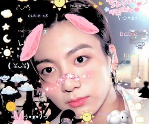 edit, korean, and cute image