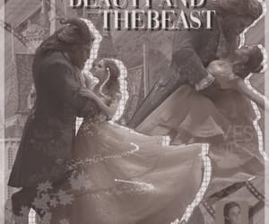 beauty and the beast, belle, and gif image