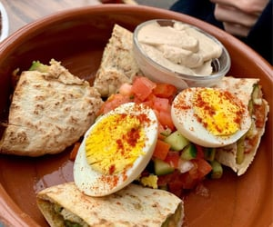 breakfast and Israeli image